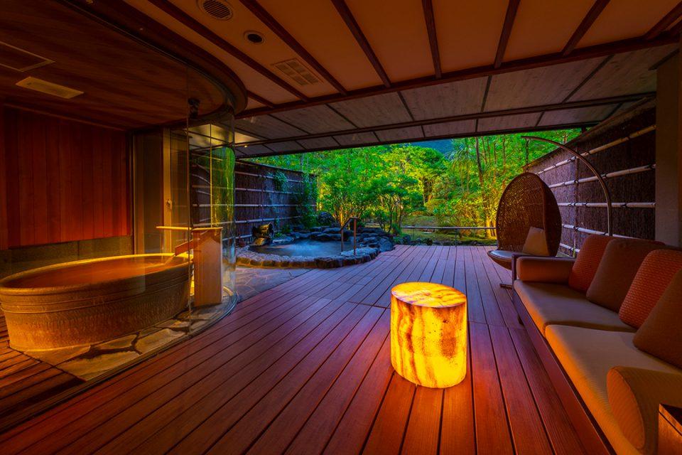 箱根吟遊の客室2