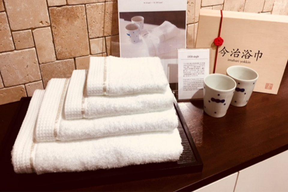 今治浴巾のタオル3