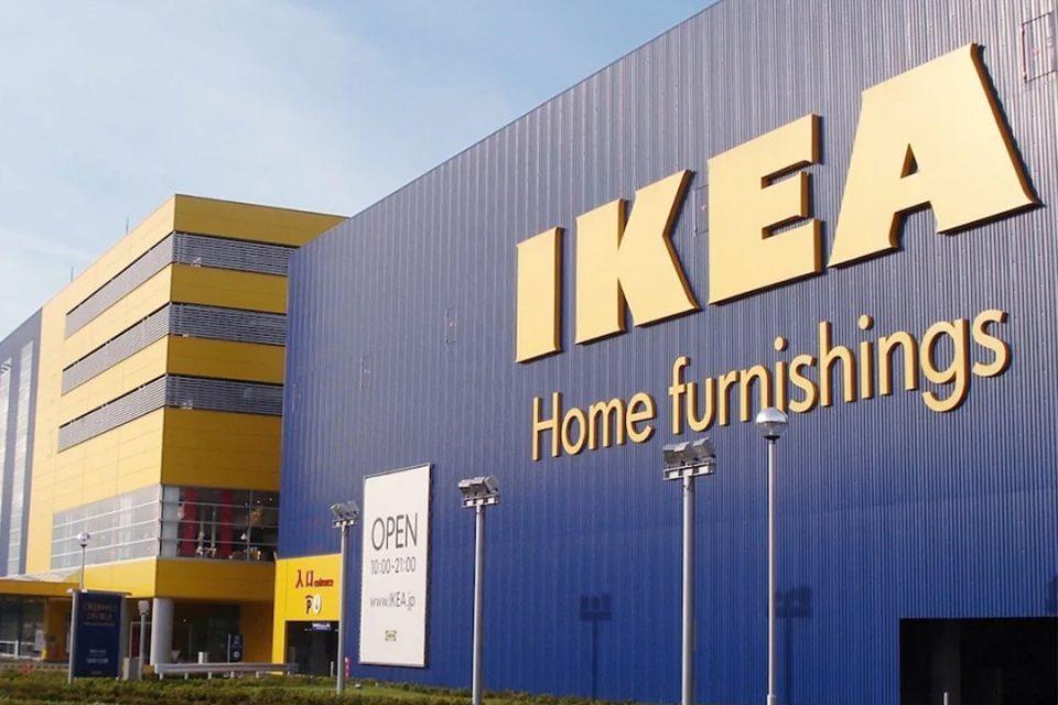 IKEAの外観
