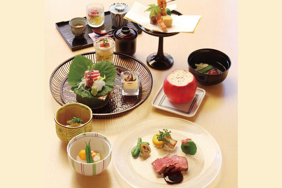 箱根湯宿然の料理イメージ
