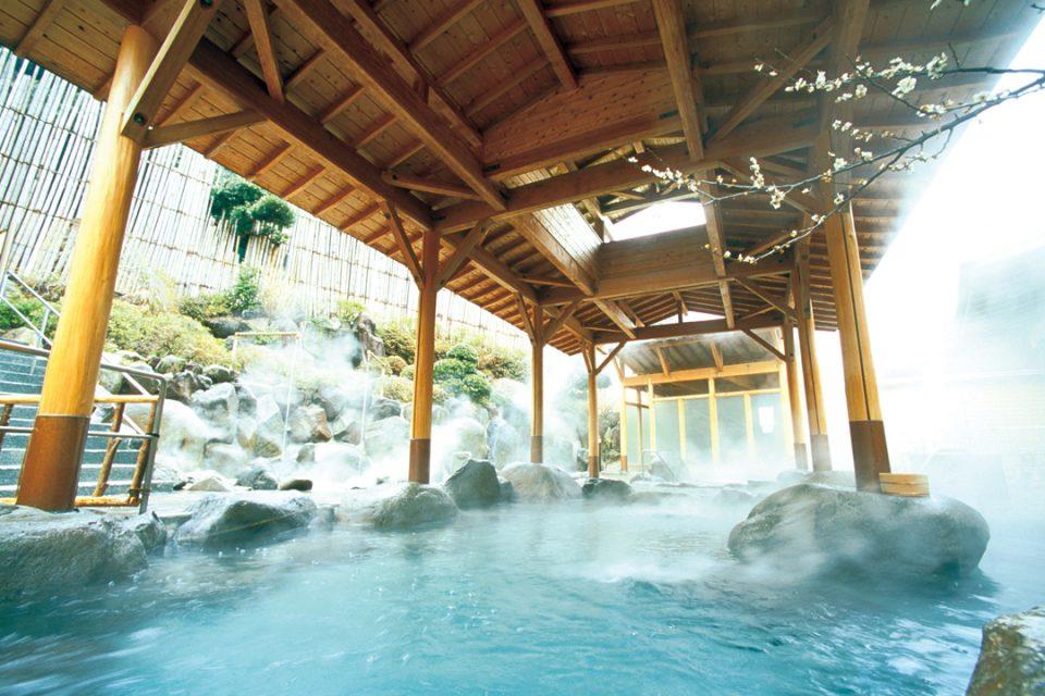 湯の里おかだの風の湯屋ジェット風呂