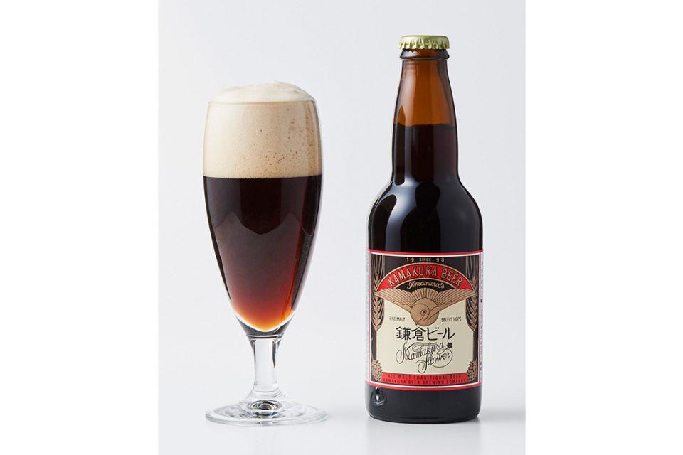 鎌倉ビール醸造株式会社の鎌倉ビール〜花〜