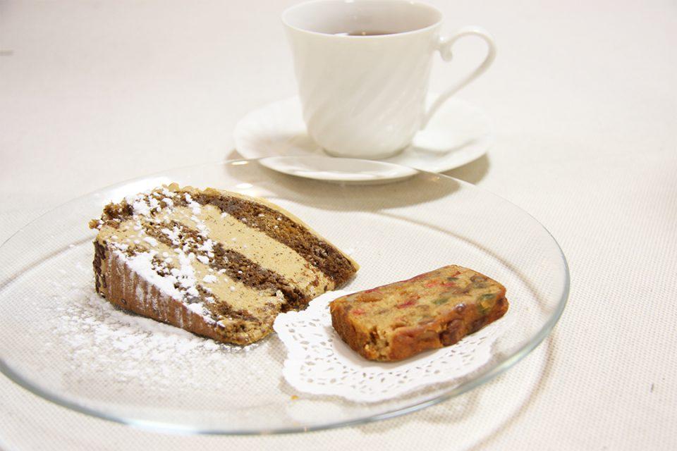 EikoMoritaのケーキセット