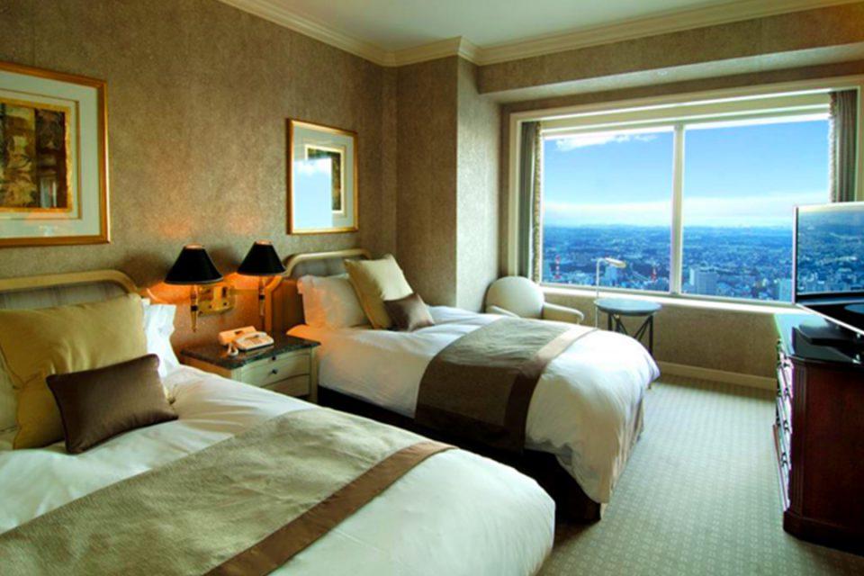横浜ロイヤルパークホテル客室2