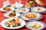 重慶飯店本館のコース料理イメージ