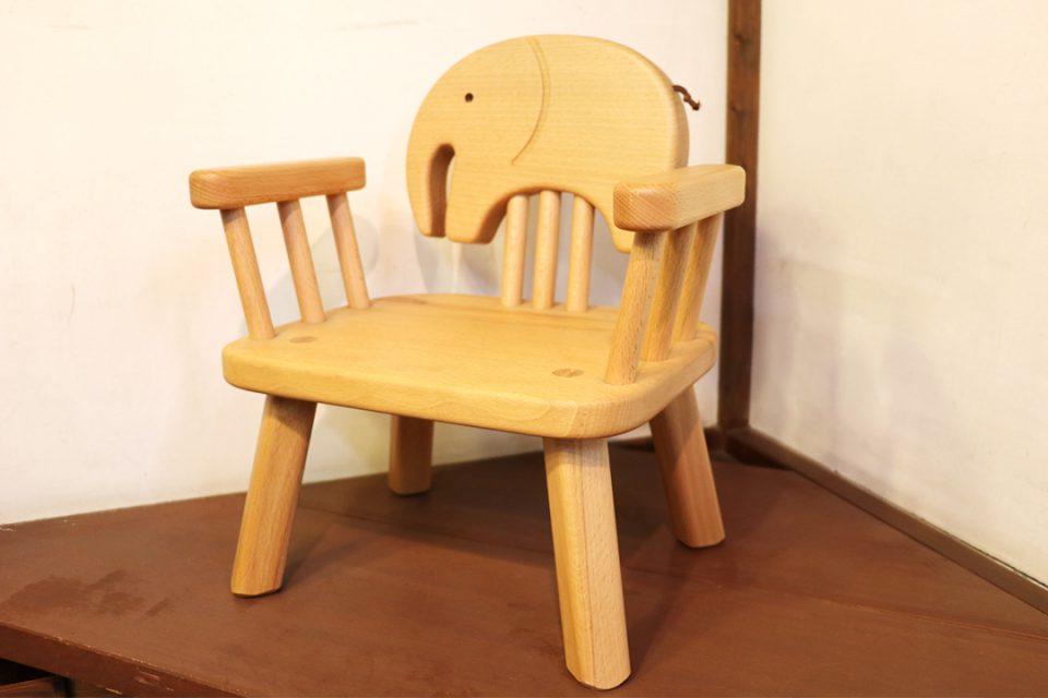 かまくら富士商会の子ども椅子