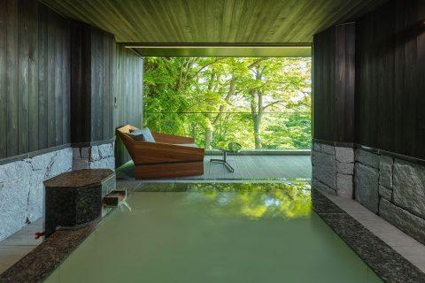 カナヤリゾートハコネの温泉風呂