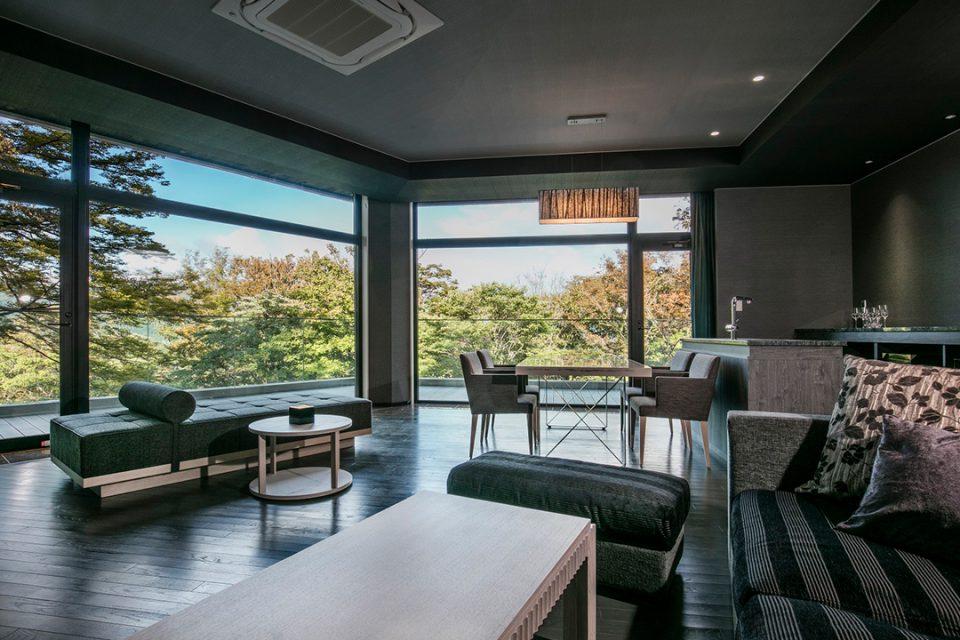 カナヤリゾートハコネの客室2