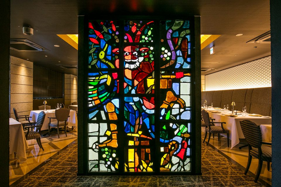 カナヤリゾートハコネのレストラン1