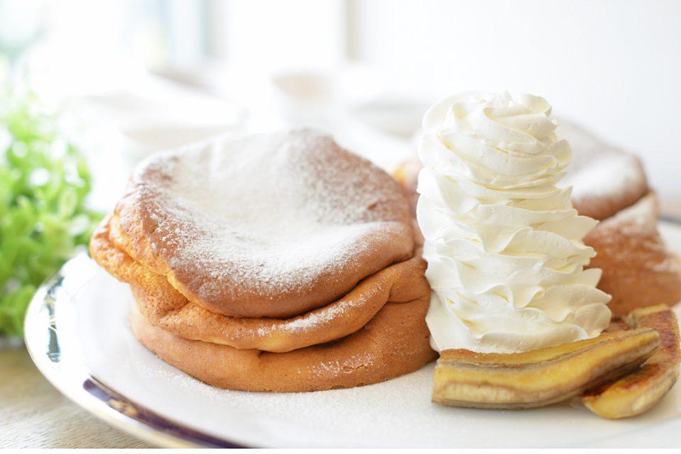 ベストウェスタン横浜のパンケーキ