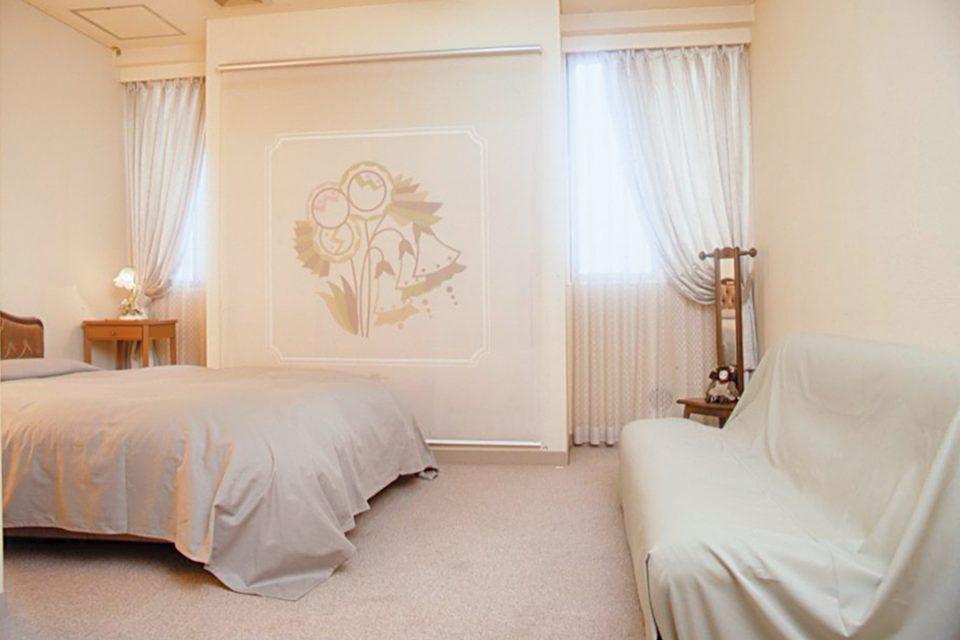 ホテルシャングリラ鶴岡の客室2