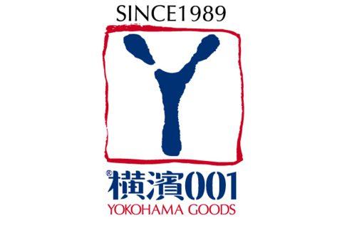 ヨコハマ・グッズ横濱 001のロゴ