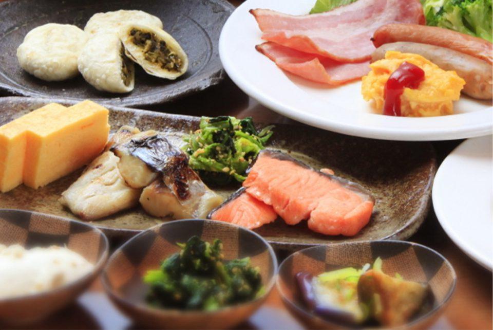 ホテルウィングインターナショナル横浜関内の朝食