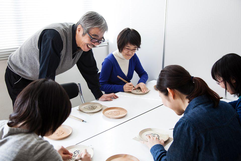 鎌倉彫会館文化教室