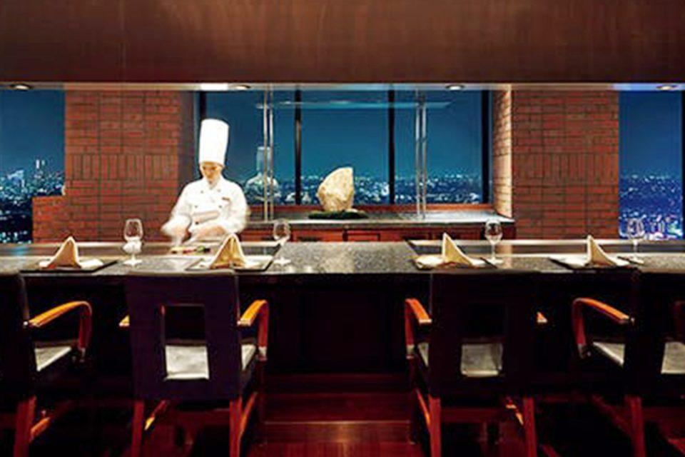新横浜プリンスホテルのレストラン2