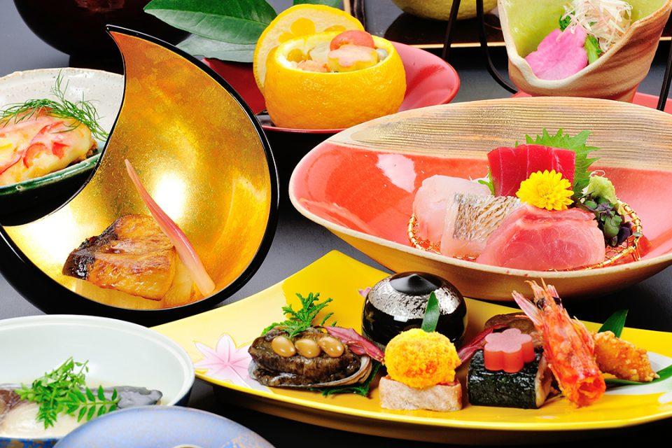 吉池旅館の料理イメージ