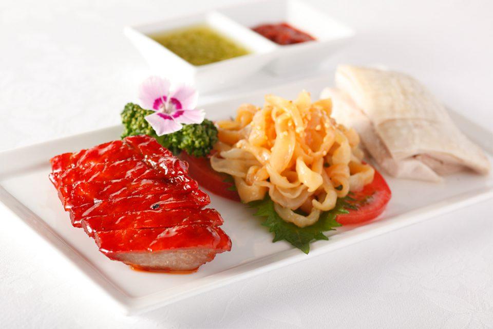 華正樓新館の料理3