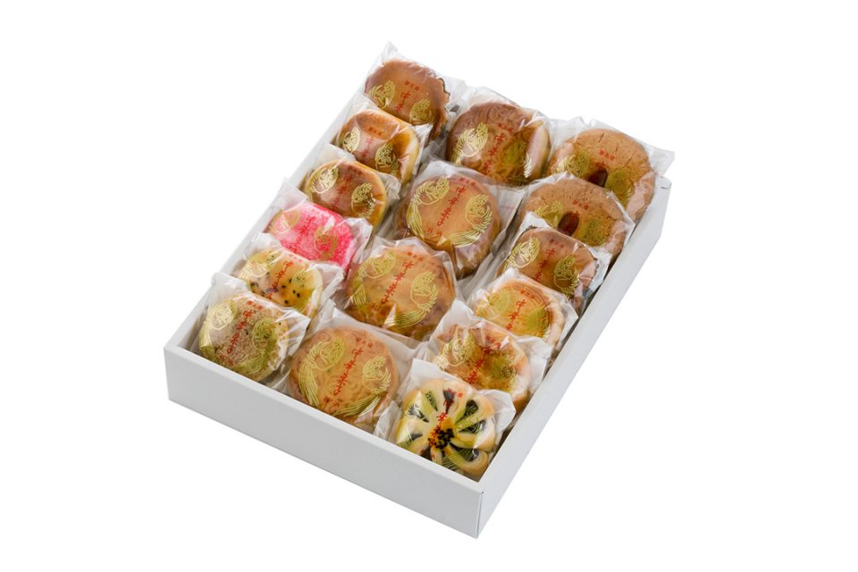 華正樓新館売店の中華菓子