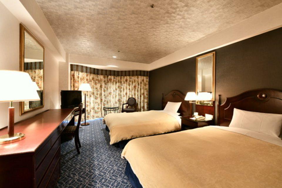 ローズホテル横浜の客室2