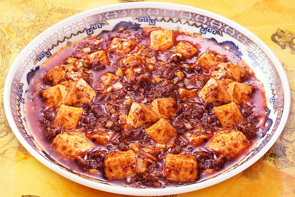 景徳鎮新館の陳麻婆豆腐