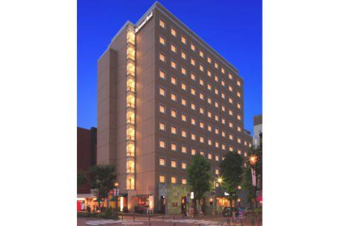 リッチモンドホテル横浜馬車道の外観
