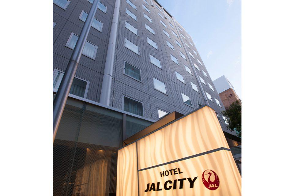 ホテルジャルシティ関内横浜の外観