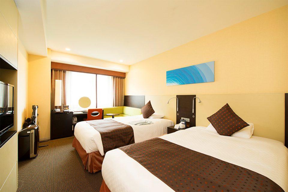 ホテルジャルシティ関内横浜の客室