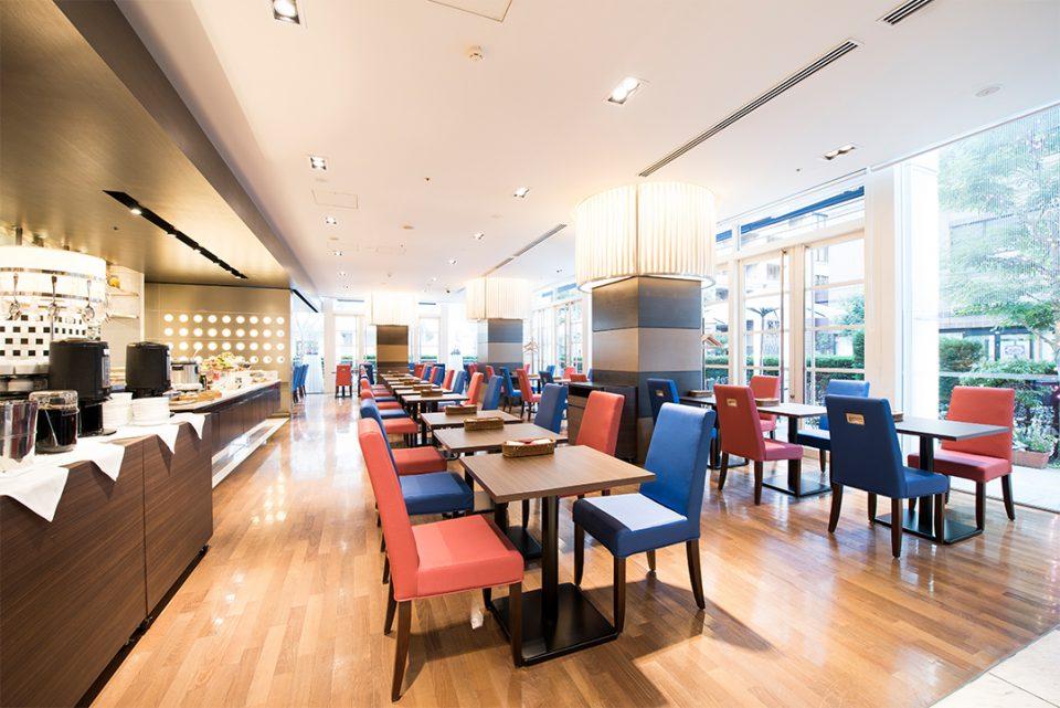 ホテルジャルシティ関内横浜のレストラン