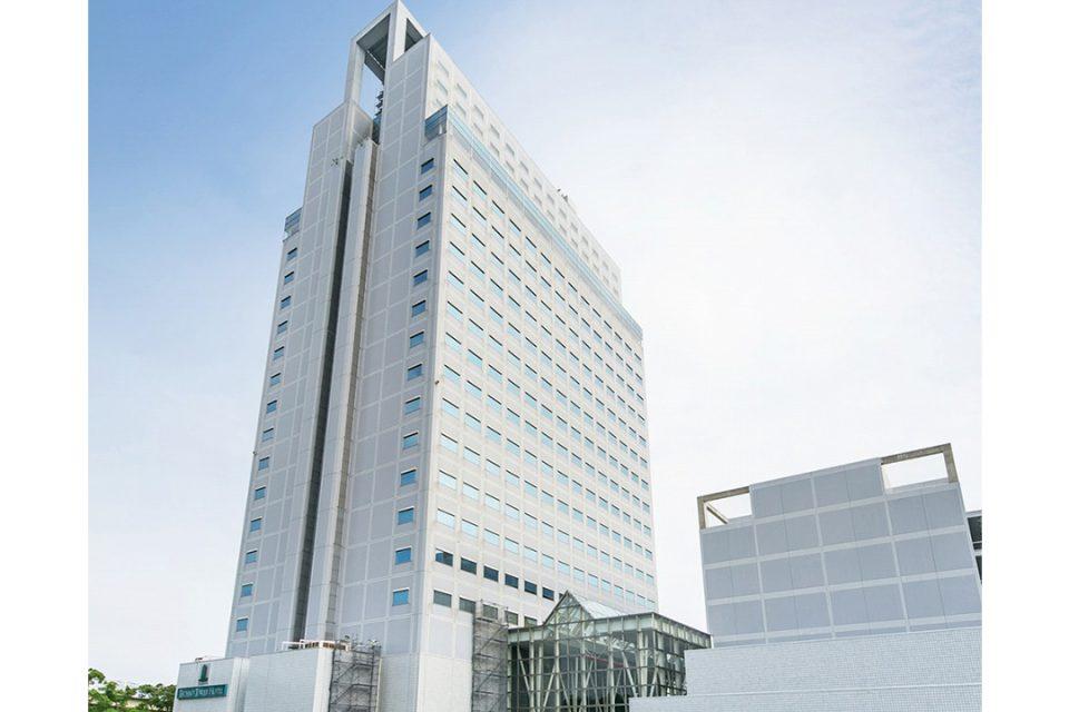 横浜テクノタワーホテルの外観
