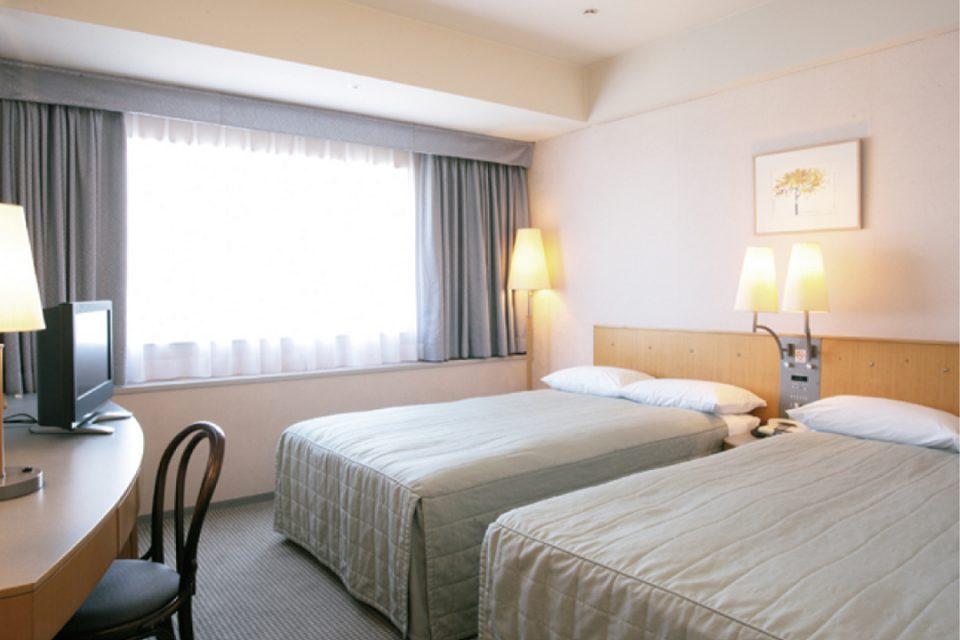 横浜テクノタワーホテルの客室