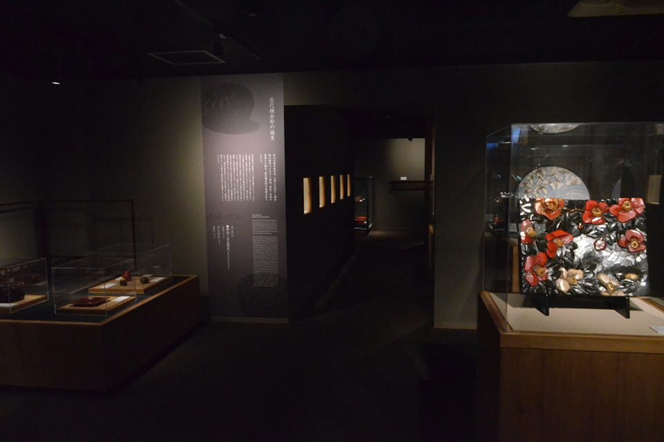 鎌倉彫資料館の内観2