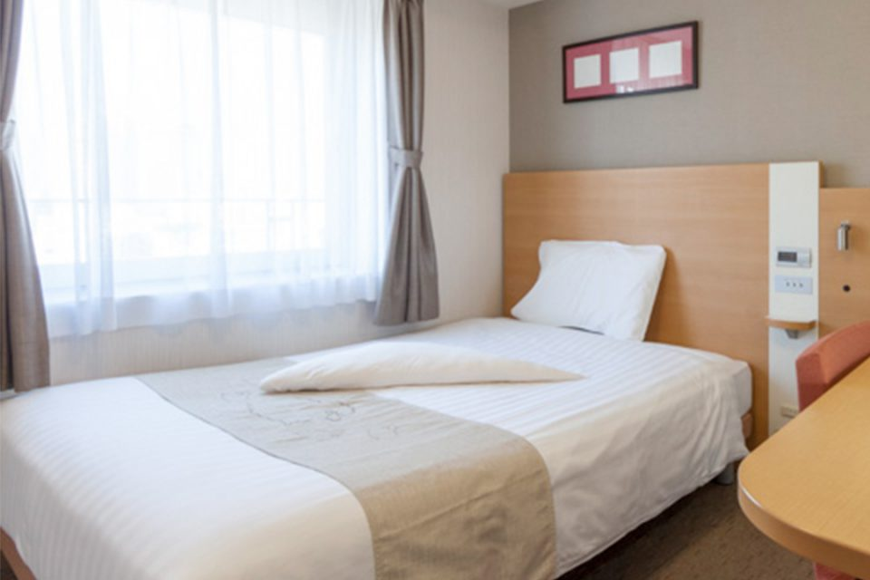 コンフォートホテル横浜関内の客室3