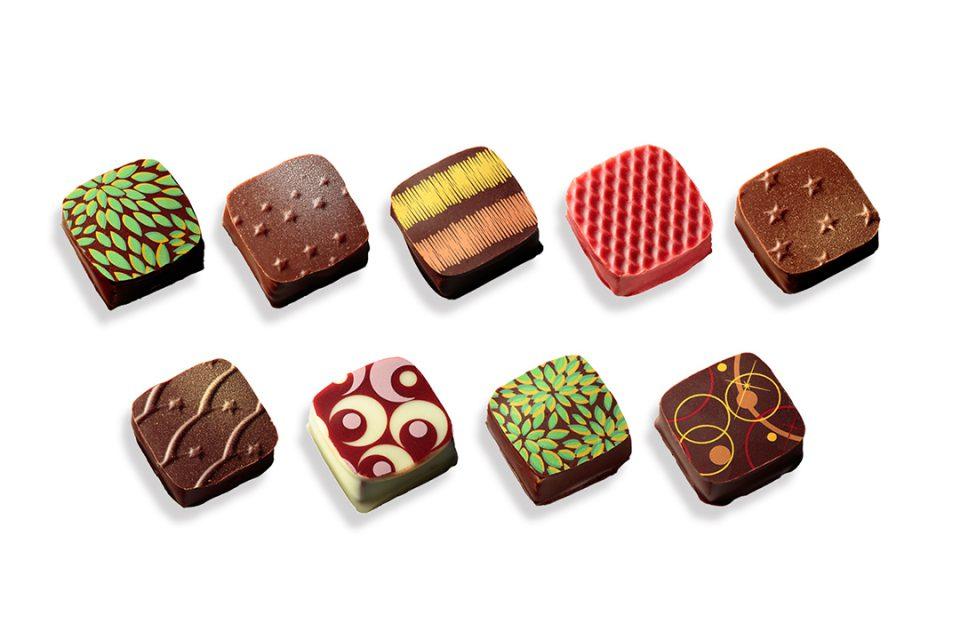 スタージュエリーカフェアンドショコラティエのチョコレート