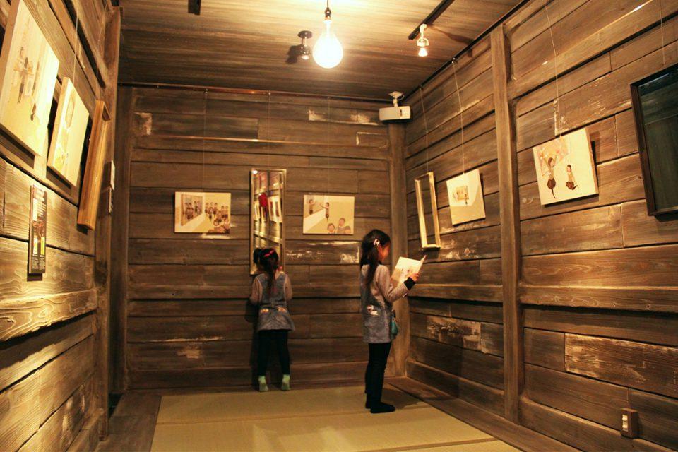 メリーアートギャラリー本館の展示物3