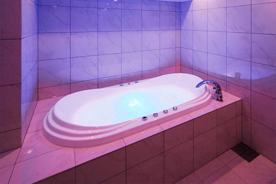 ホテルウィングインターナショナル横浜関内の貸切風呂