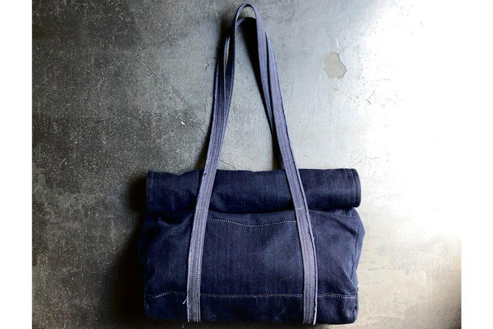 イチ横浜店のデニムバッグ