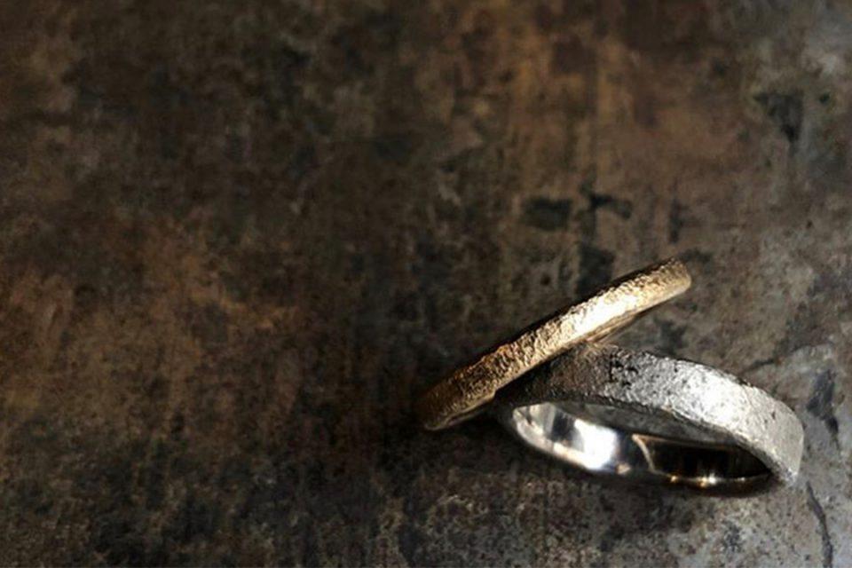 イチ横浜店の指輪