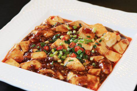 四五六菜館別館の四五六麻婆豆腐
