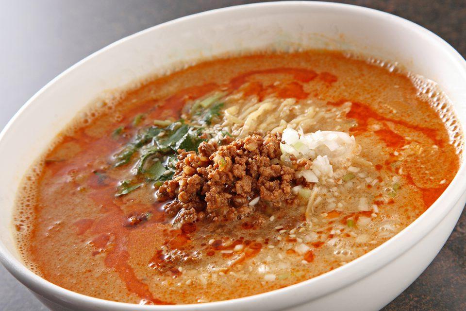 中国料理太原の担々麺