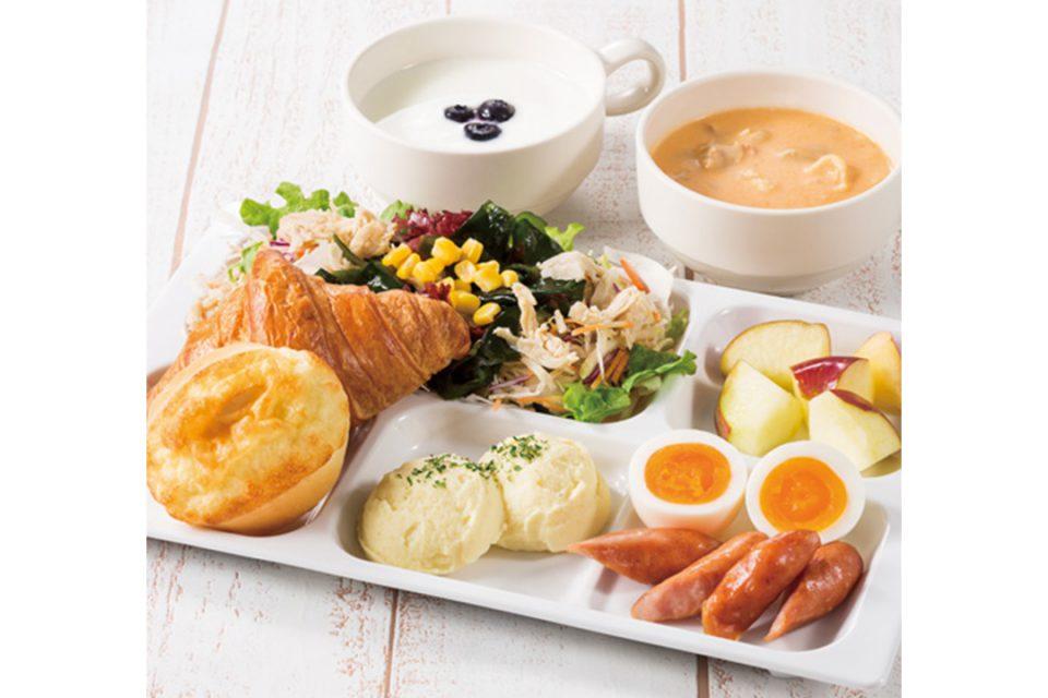 コンフォートホテル横浜関内の朝食