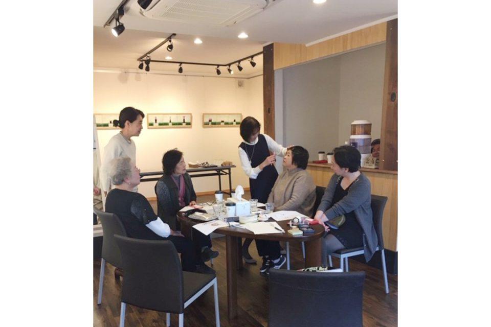 ぎゃらりー桜株のカフェ2