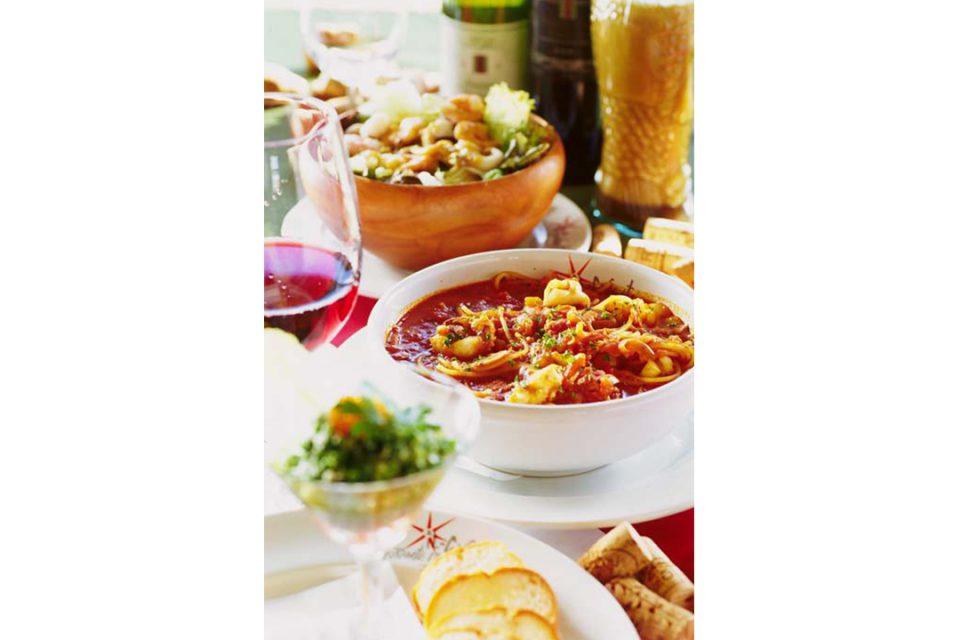 イルキャンティ・ビーチェの料理1