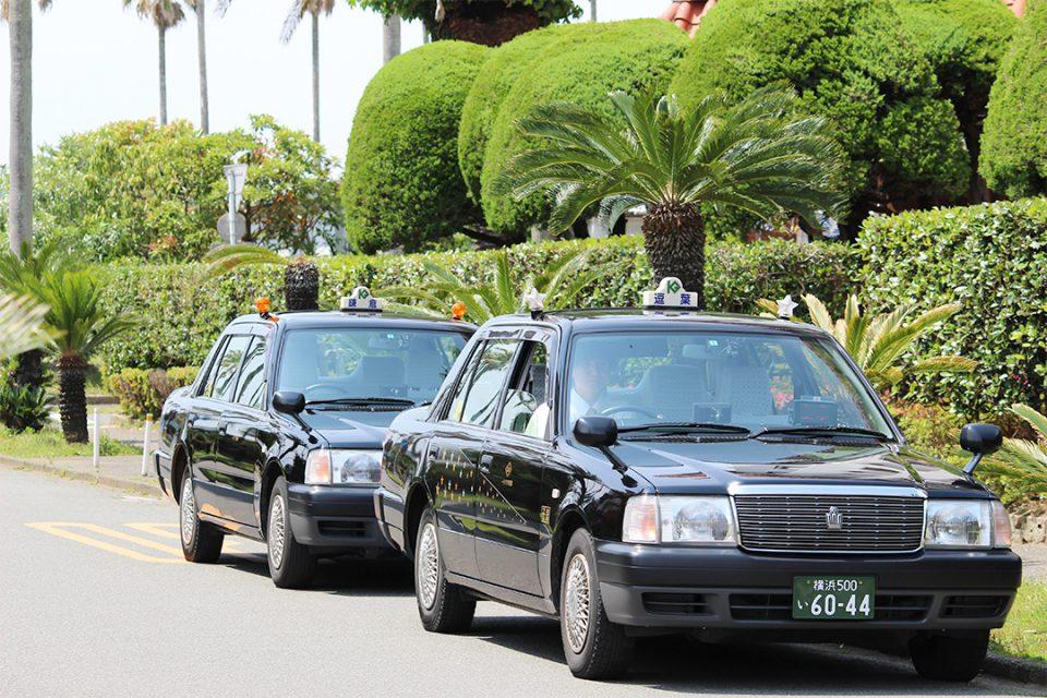 ケージーグループの観光タクシー3