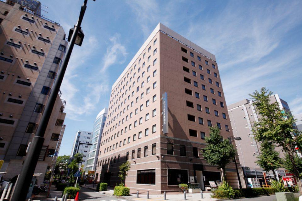 コートホテル新横浜の外観