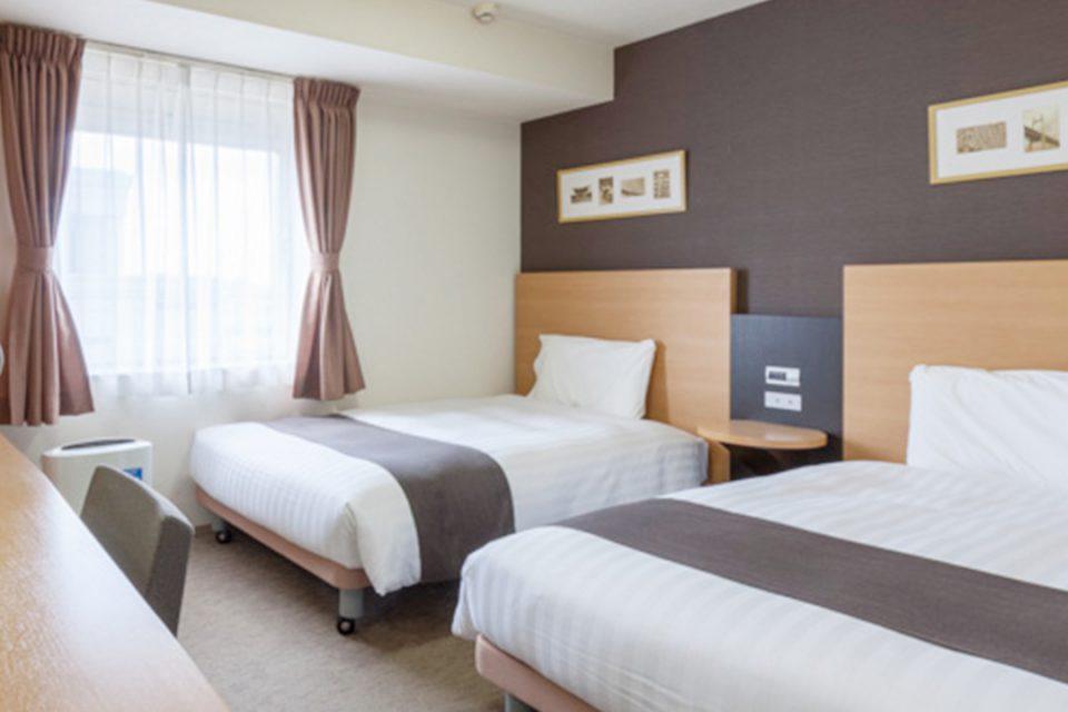 コンフォートホテル横浜関内の客室1