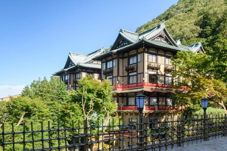 富士屋ホテルの花御殿