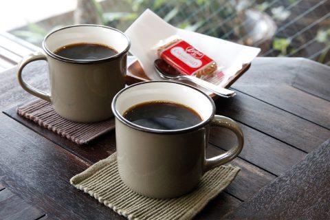バニヤンツリーコーヒーハウスの有機栽培コーヒー