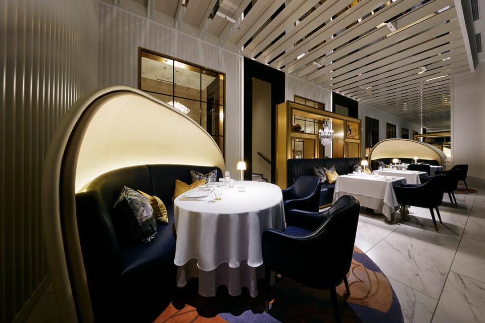 ザカハラホテル&リゾート横浜のイタリア料理 RISTORANTEOZIO