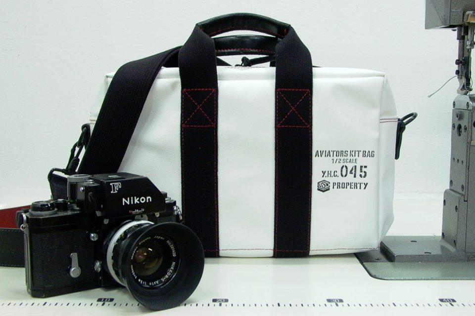 横濱帆布鞄万国橋本店のM17A14 AKB 1/2s
