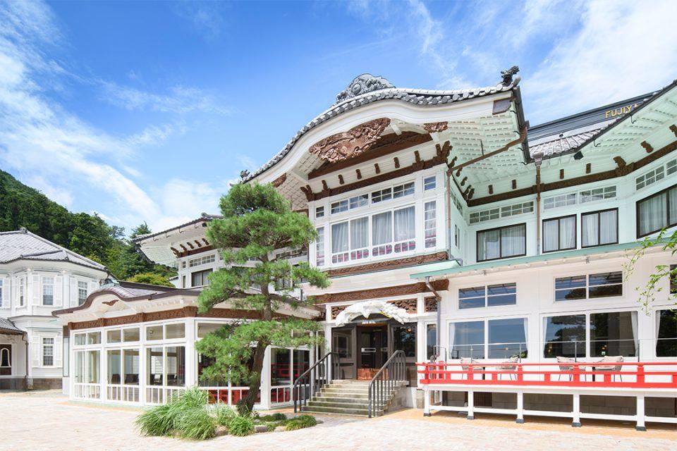 富士屋ホテルの本館